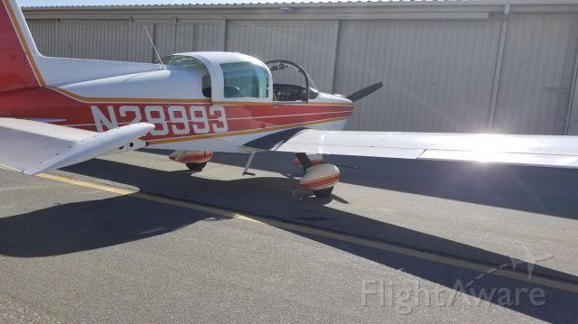 Grumman AA-5 Tiger (N28993) - East T