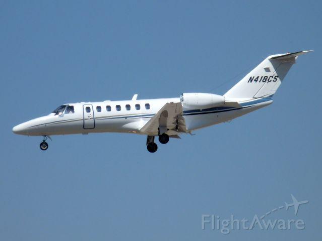 Cessna Citation CJ1 (N418CS) - Mar. 13, 2009