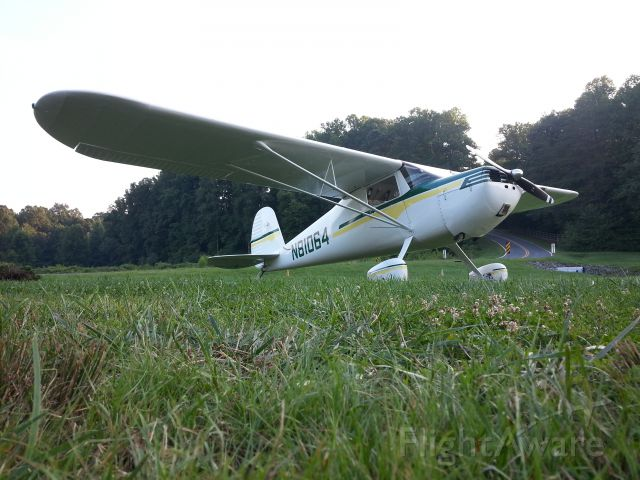 Cessna 120 (N81064) - Back together after 4 year airframe and engine overhaul.