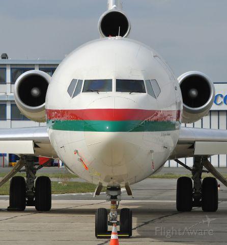 BOEING 727-200 (XT-BFA) - 727