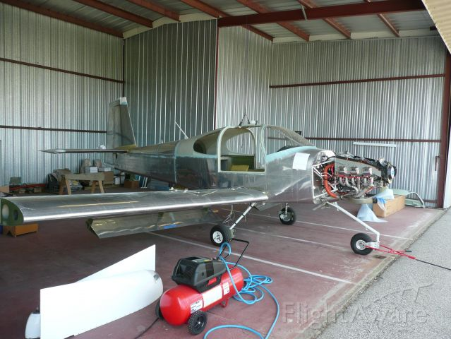 Vans RV-10 (N52KS) - RV-10 kitplane under construction