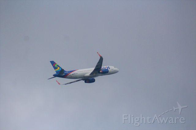 Airbus A320 (N633NK)