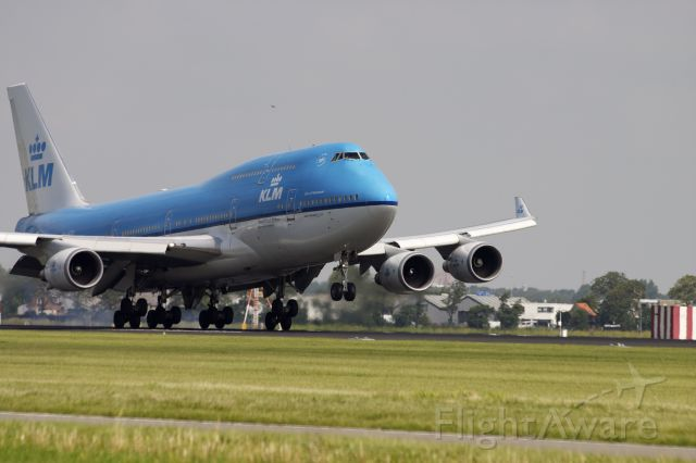 Boeing 747-400 (PH-BFV)