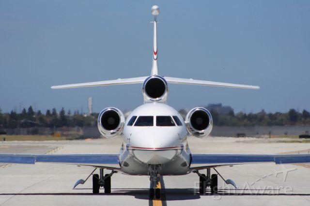 Dassault Falcon 7X (N977GS)