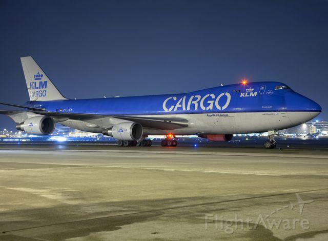 Boeing 747-200 (PH-CKA)