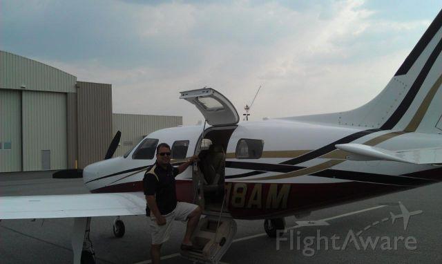 Piper Malibu Mirage (N518AM) - Big Dave and his Piper