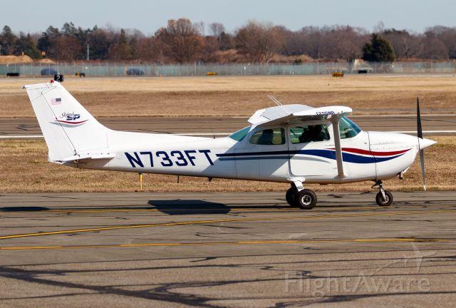 Cessna Skyhawk (N733FT)