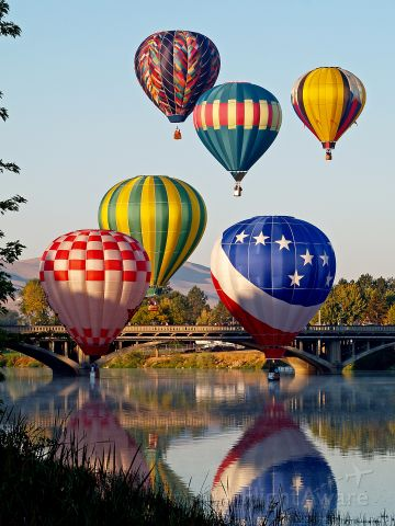 Unknown/Generic Balloon (N7801M)