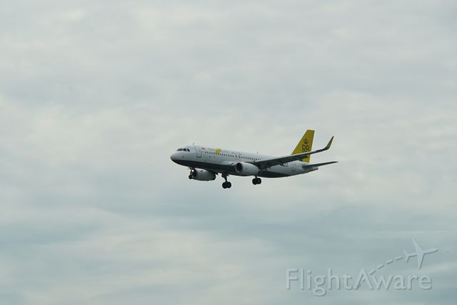 Airbus A320 — - Arrival into WSSS