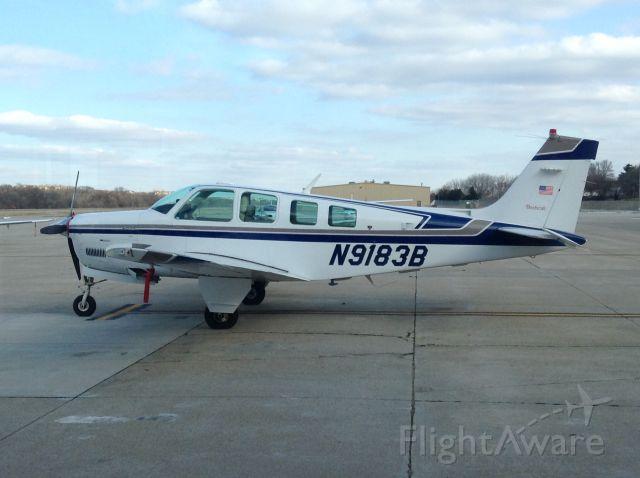 Beechcraft Bonanza (36) (N9183B)