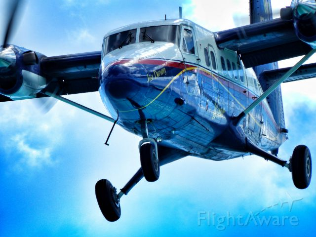 De Havilland Canada Twin Otter (PJ-WII)