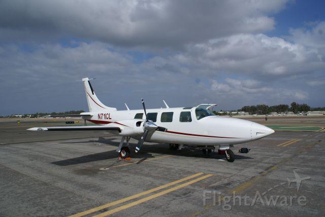 Piper Aerostar (N71CL) - American Made