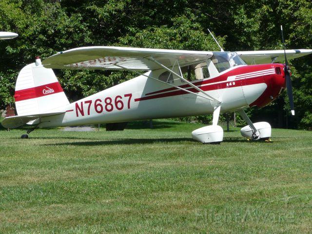 Cessna 140 (N76867)