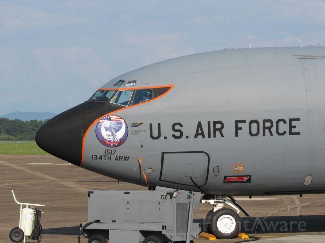 Boeing C-135FR Stratotanker (59-1517)