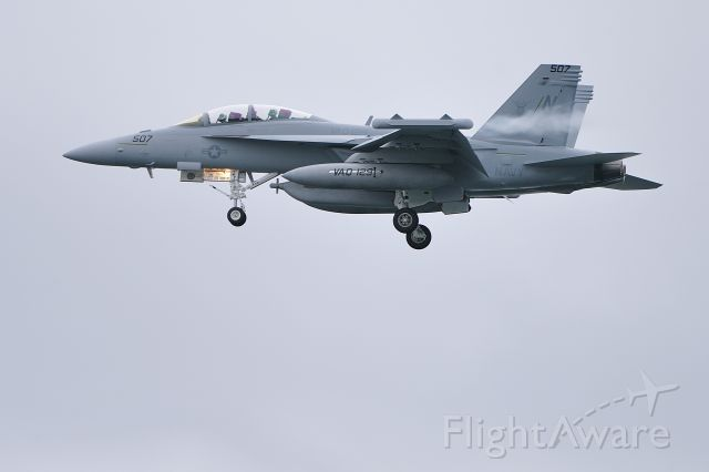 16-8392 — - Final approach NAS Whidbey VAQ-129