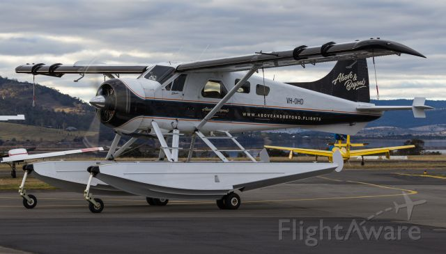 De Havilland Canada DHC-2 Mk1 Beaver (VH-OHD)