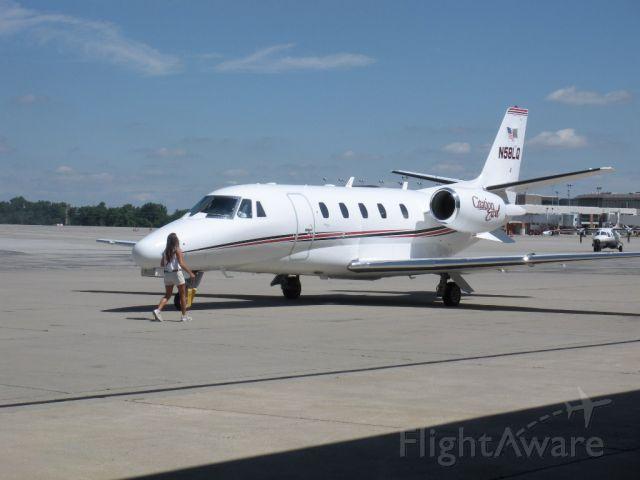 Cessna Citation Excel/XLS (N58LQ)