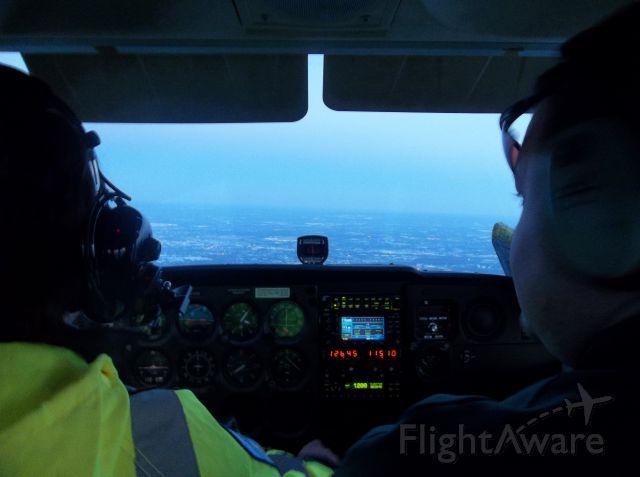 Cessna Skyhawk (N63835) - Columbia county, NY