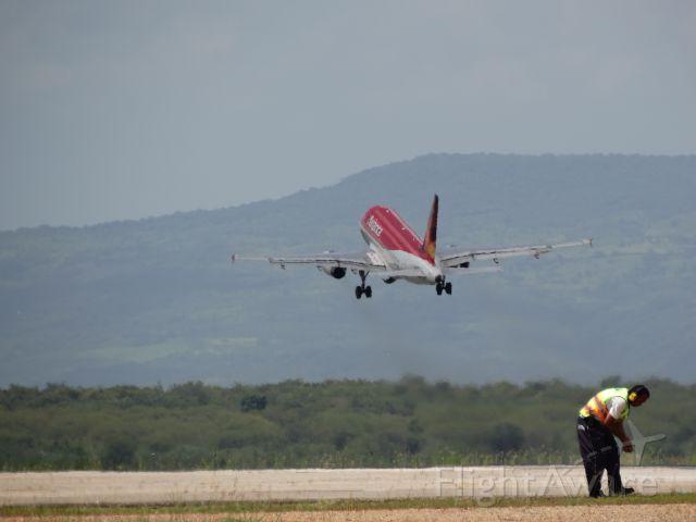 Airbus A318 (PR-OND) - Airbus A318-122