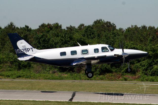 Piper Cheyenne 2 (N225PT) - 21-Jun-07