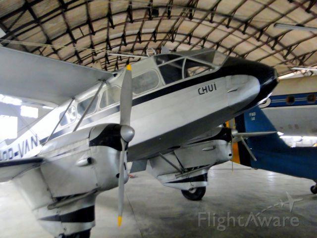 De Havilland Dragon Rapide (PP-VAN)