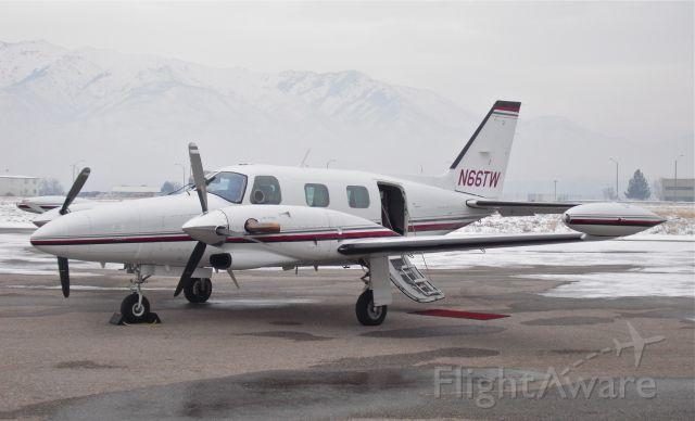 Piper Cheyenne (N66TW)