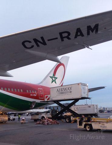 Boeing 787-9 Dreamliner (CN-RAM)