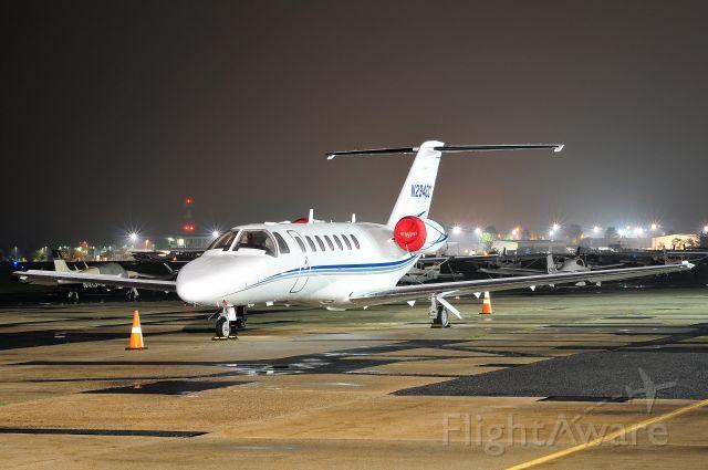 "Cessna Citation CJ3 (N294CC) - Seen at KFDK on 5/12/2010.      <a href=""http://discussions.flightaware.com/profile.php?mode=viewprofile&u=269247"">  [ concord977 profile ]</a>"