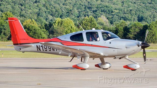Cirrus SR-22 (N199WF) - New aircraft under reg