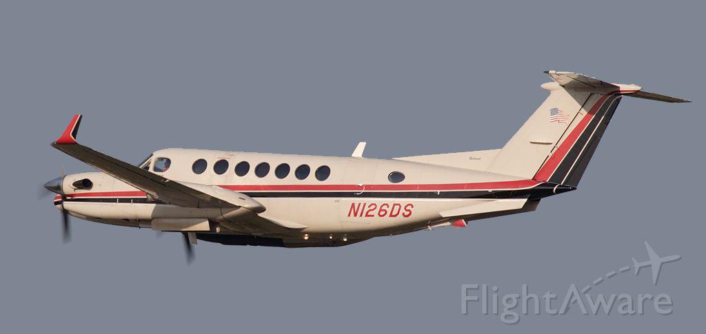 Beechcraft Super King Air 350 (OLV126)