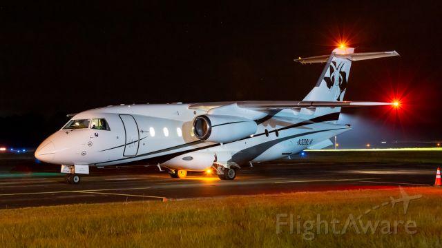 Fairchild Dornier 328JET (N328LN)