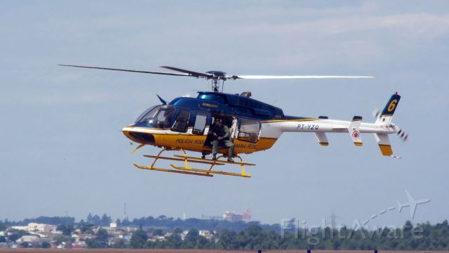Bell 407 (PT-YZQ)