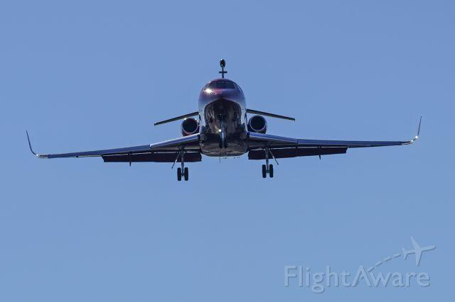 Dassault Falcon 900 (N539CA) - 12/23/18