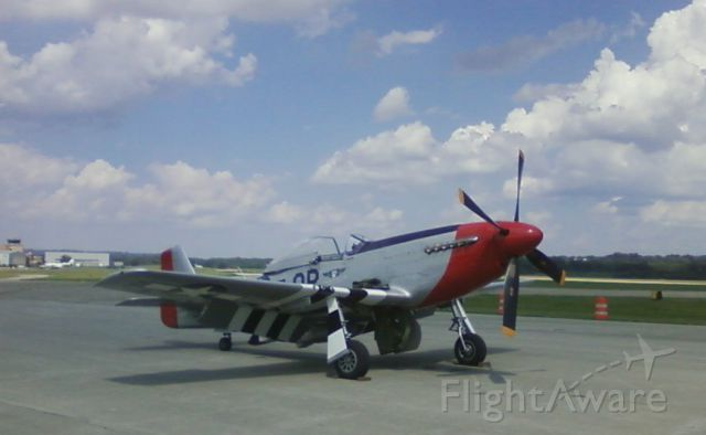 North American P-51 Mustang — - Commemorative Air Force P-51 at Warbirds Weekend 2014 -Lunken Airport, Cincinnati, OH