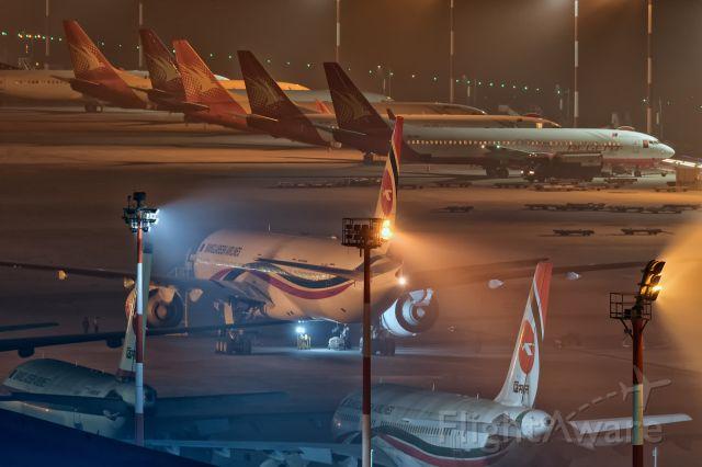 BOEING 777-300 (S2-AHN) - 2nd Jan., 2018