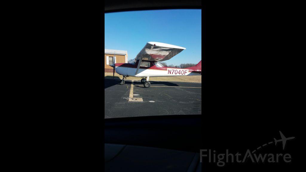 Cessna Commuter (N7040F)