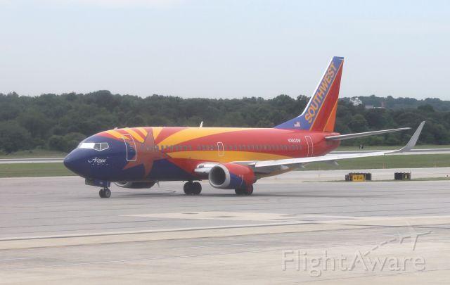 BOEING 737-300 (N383SW)