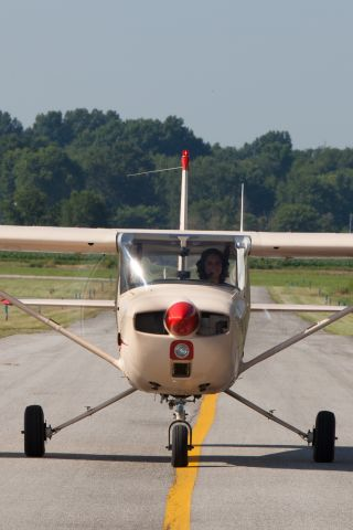 Cessna Commuter (N16026) - Some first solo
