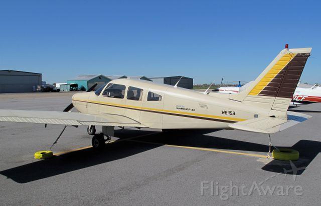 Piper Cherokee (N8115B)