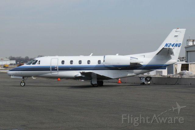 Cessna Citation Excel/XLS (N24NG)