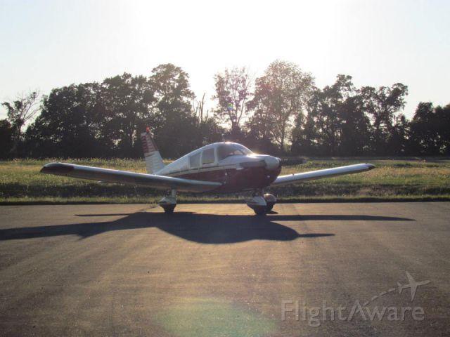 Piper Cherokee (N8591W)