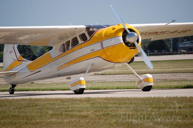 Cessna LC-126 (N195AB)