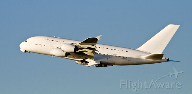 Airbus A380-800 (F-HPJB) - ex Air France , now returned to the Lessor