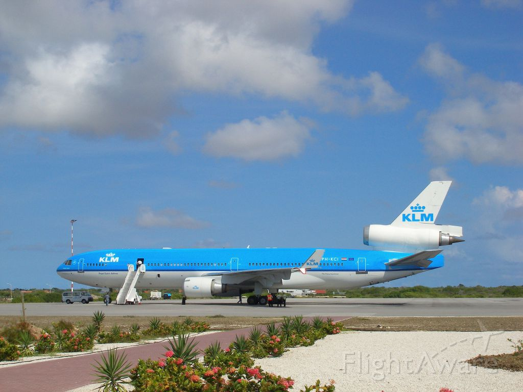 Boeing MD-11 — - From the passenger terminal @ Bonaire