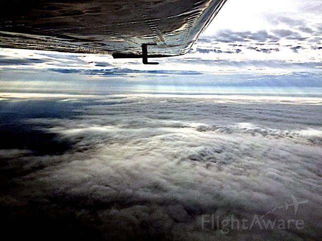 Cessna Cardinal (N18739) - IFR in the Cardinal