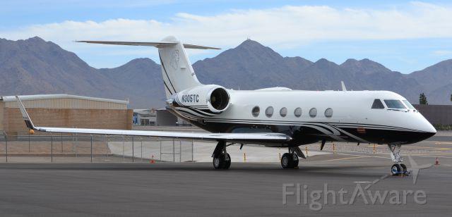 Gulfstream Aerospace Gulfstream IV (N305TC)