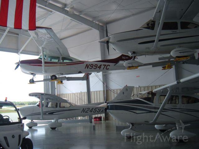 — — - Lanier Flight Center