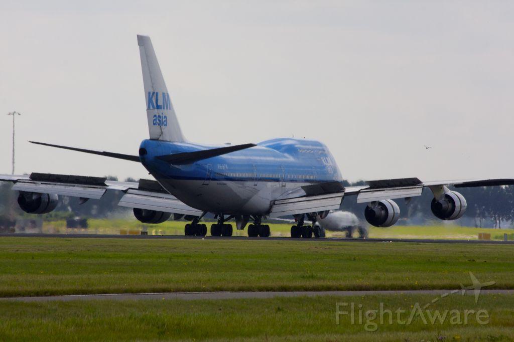 Boeing 747-400 (PH-BFM)