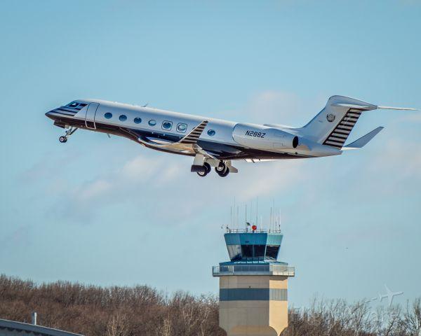 Gulfstream Aerospace Gulfstream G650 (N288Z)