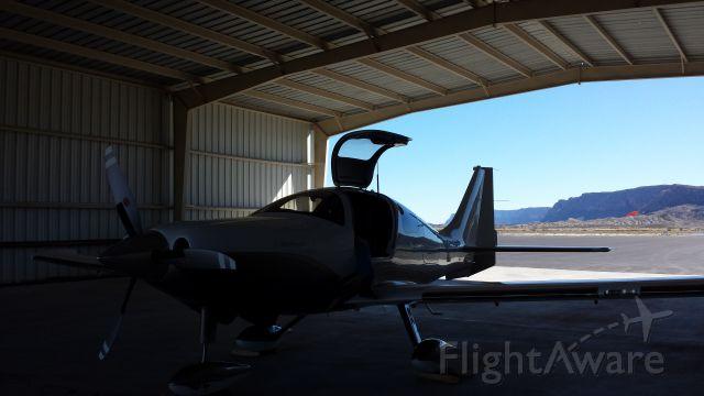 Cessna 400 (N1382V) - Lajitas